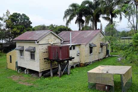 Yandina resident Melinda Jones hopes Sunshine Coast Council will remove an historic home from her property.