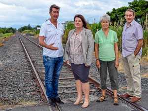 Mayor calls for railway as rail trail support grows