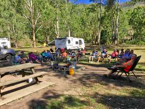 Caravan club comes to Mackay