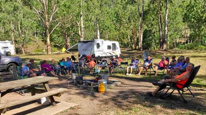 CARAVAN CLUB: The Australian Caravan Club was established in 2006.