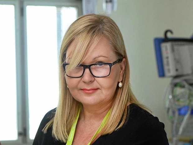 OPEN DOOR: West Moreton Hospital and Health Service interim chief executive Dr Kerrie Freeman has invited nurses facing bullying to speak directly to her.