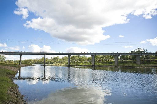 The Boyne River is located in Central Queensland.