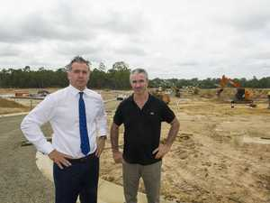 Massive surge at new Ipswich residential development