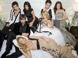 A Gossip Girl movie is looking more and more likely...XOXO
