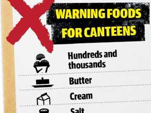 NSW's new ban on butter, cream, salt in school canteens