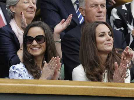 33-year-old Pippa Middleton is marrying a wealthy financier in the village of Englefield, west of London on Saturday May 20, 2017, with a guest list of young A-list royals and reality TV stars looking on.