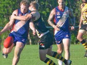 AFL: Whitsunday looking to bounce back at home ground