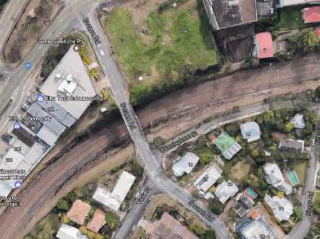 Police are appealing for anyone who may have witnessed the accident at Swann Rd, Taringa.