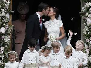 Pippa Middleton says 'I do' to millionaire