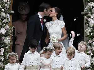 Pippa Middleton says 'I do' to millionaire
