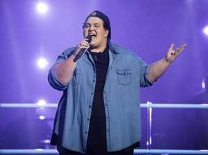 Judah's return to The Voice stage is a knockout