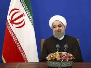 Moderate Hassan Rouhani wins Iranian election in landslide