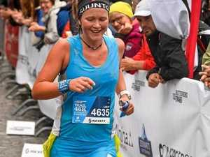 Race win perfect birthday present for trail runner