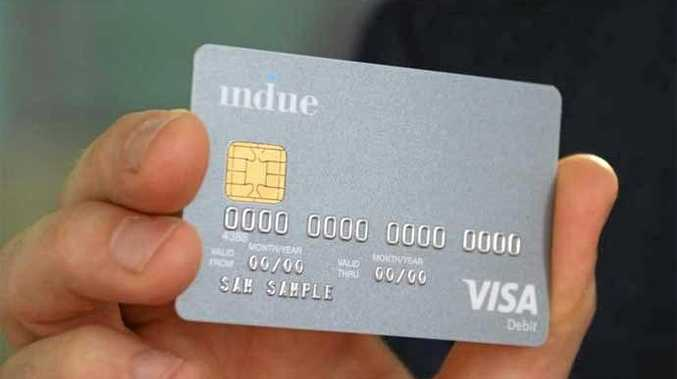 GREY CARD: Indue's cashless welfare card used in Ceduna and East Kimberley.