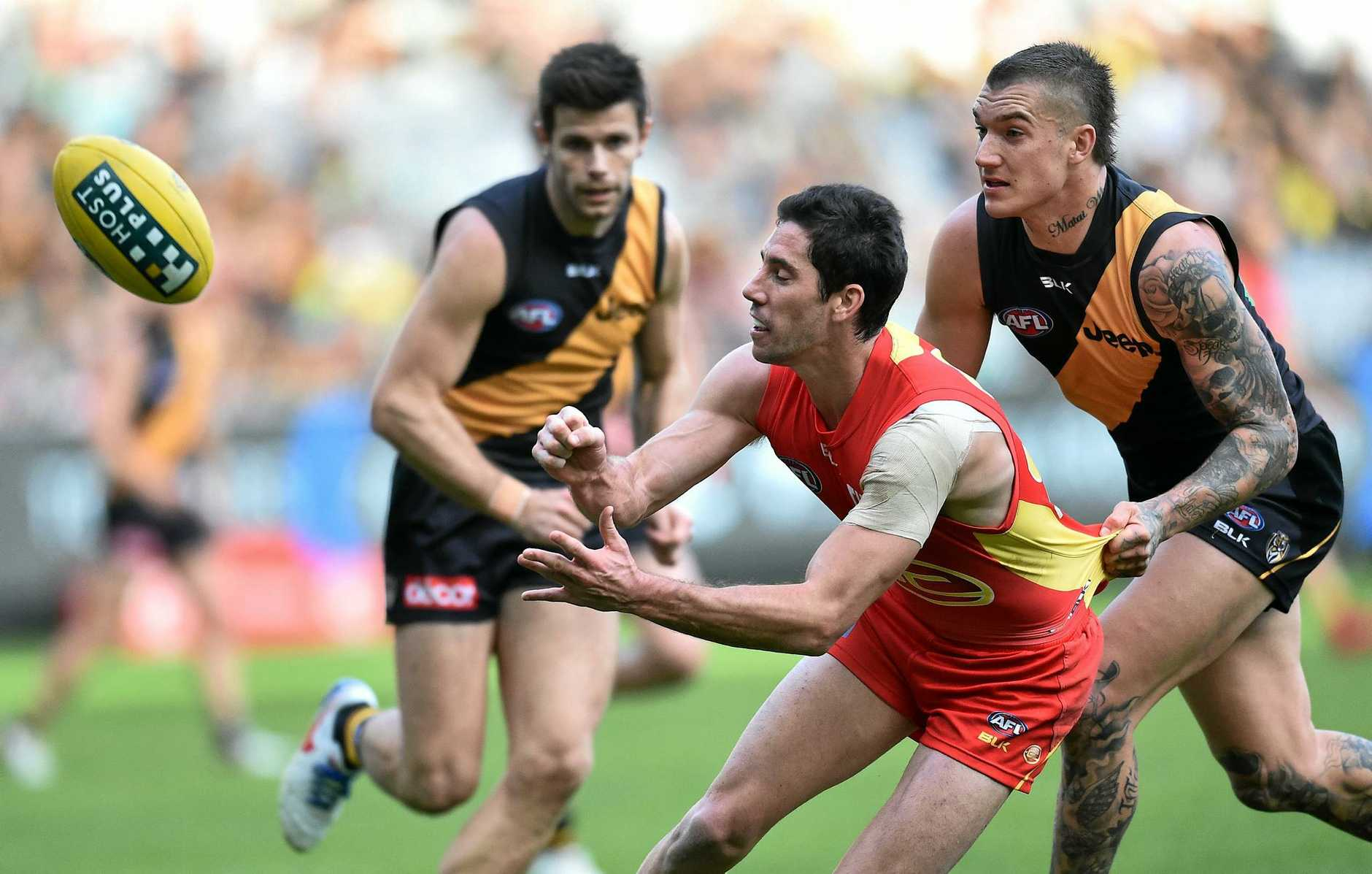 Michael Rischitelli is nearing a return for the Suns