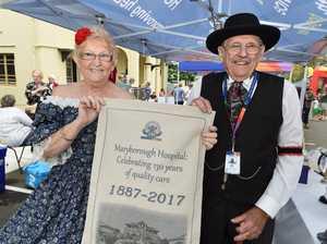 Maryborough Hospital 130th Birthday Poem