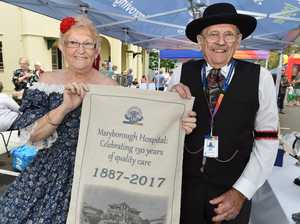 Maryborough Hospital 130th Birthday Poem