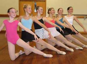 Heading to Athens: Dancers have chance to perform