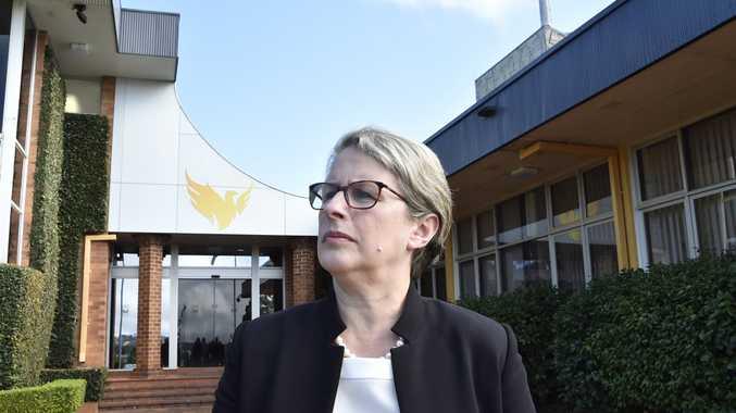 New USQ vice-chancellor Geraldine Mackenzie.