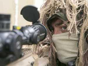 SAS sniper killed ISIS terrorist from 2.4km away