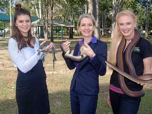 BYB brings snakes and crocodiles to Bracken Ridge
