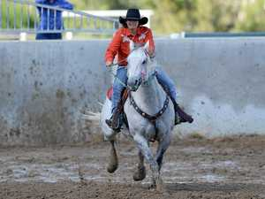 ABHA Barrel Racing