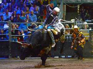 PBR Bull Rides