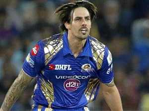 Johnson leads Mumbai to third IPL title