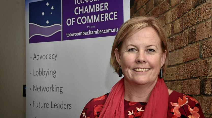 Toowoomba Chamber of Commerce, CEO Jo Sheppard, Federal Budget 2017 budget  explained. May 2017
