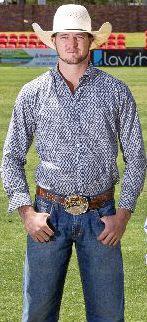 Ravenshoe cowboy Rohan Markham.