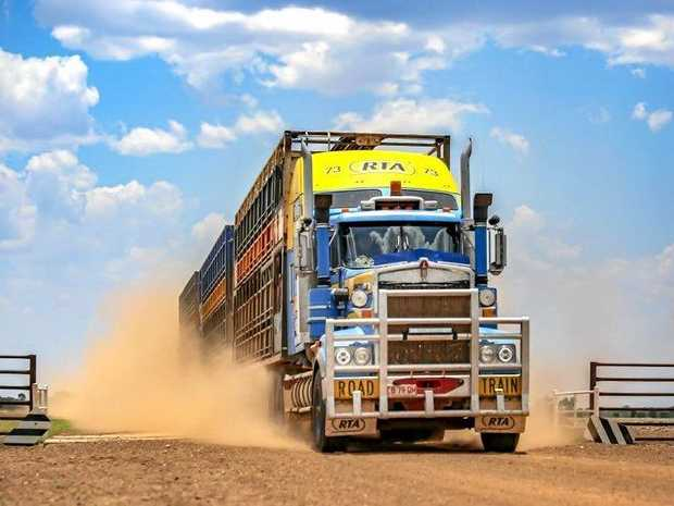 Cattle trucks are flat out on NT roads at the moment and according to Northern Terrtiory Cattlemen's Association president Tom Stockwell it's a sign of the economic times in the pastoral industry.