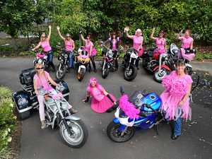 Girl Torque Sunshine Coast is gearing up for Bras 'n' Bikes
