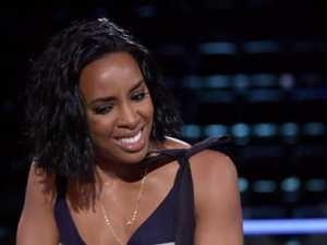 The Voice: Kelly Rowland stunned by singing trio's demands