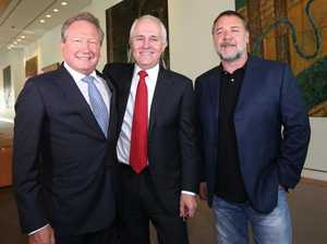 Andrew Forrest unveils largest donation in Aussie history
