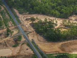 Road and lane closures: What's next for TSRC project