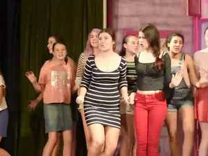 Maclean High's Legally Blonde
