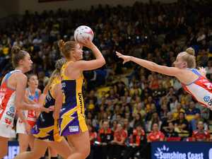 NETBALL: Lightning v Swifts.