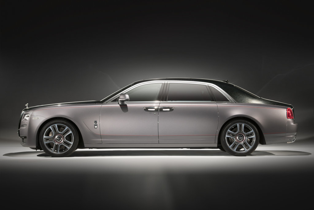 ALTERNATIVE: The same amount of money could have bought a brand new Rolls Royce Ghost EWB.