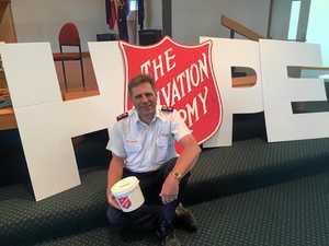 Major Lindsay Reeves  from The Salvation Army based in Goonellabah.