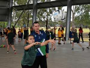 Region's top coaches instruct young stars