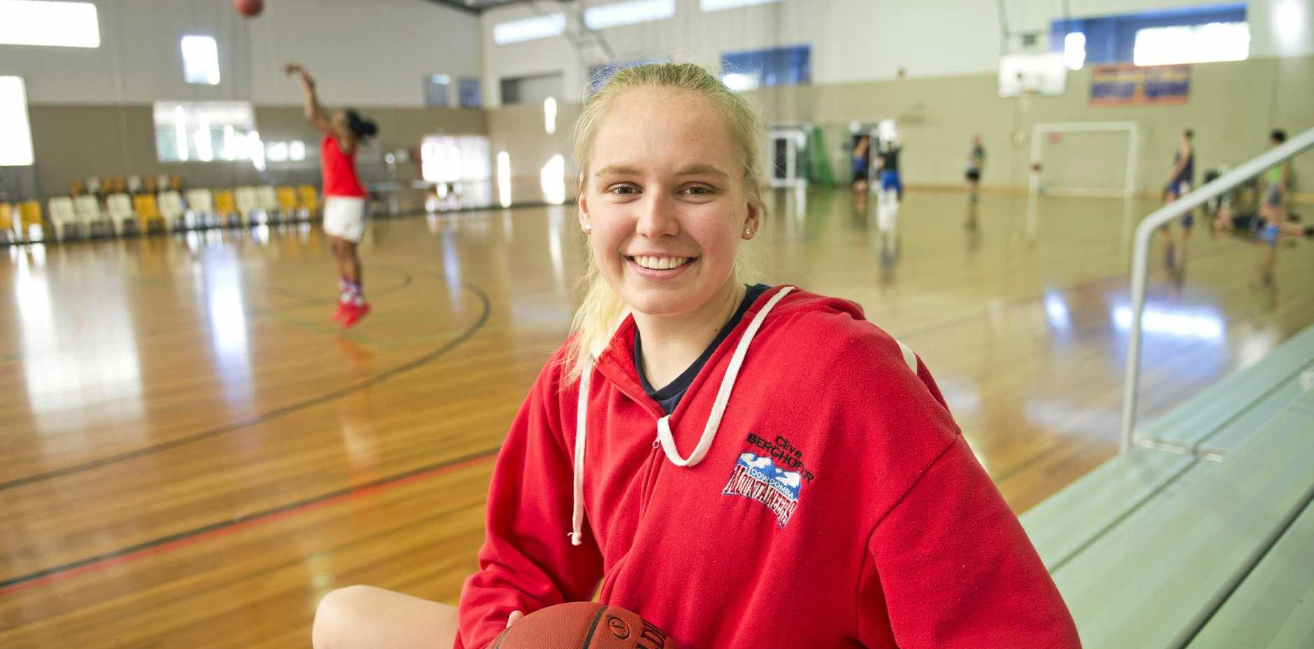 NEW RECRUIT: Tea Charlton has joined the Toowoomba Mountaineers women after playing in the United Kingdom and Cyprus.