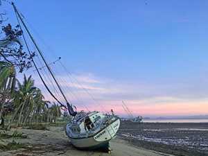 Internet reveals fate of man's boat post-Debbie