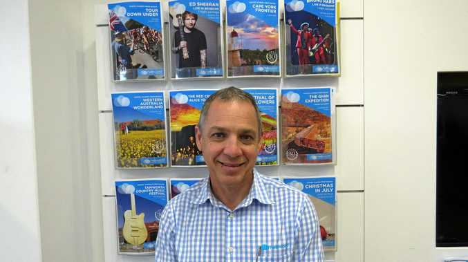 Hello World Travel general manager Mark Walter