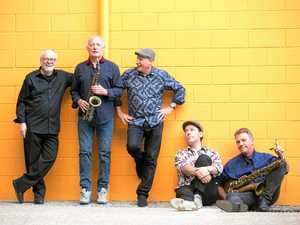 Galapagos Duck to headline Nambour Winter Jazz Fest