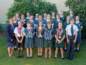 Coast schoolkids scoop the pool with awards