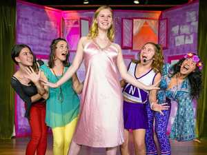 Maclean High brings the colour to blonde production