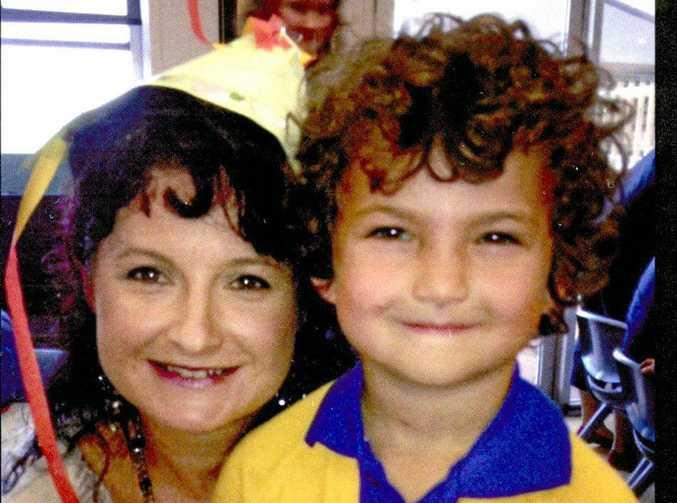 Christine (Sam) Leonardi and Samuel John Leonardi.