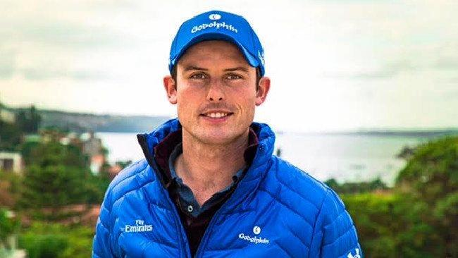 James Cummings will take over the top job at Godolphin in July.