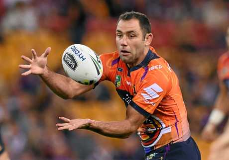Storm and Maroons player Cameron Smith.