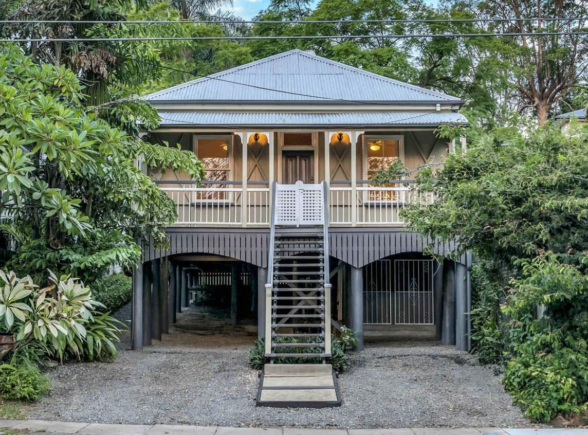 Shots of 69 Frederick St, Toowong.